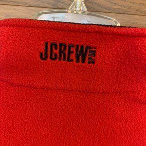 J. Crew 1/4 Zip Fleece sz M